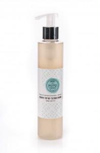 שמפו ללא מלחים אורגני שמפו טבעי