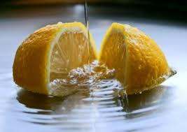 לימון כחומר ניקוי וחיטוי עוצמתי